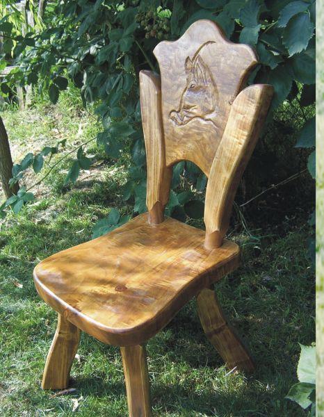 JAGD und WEINKELLER  Sessel