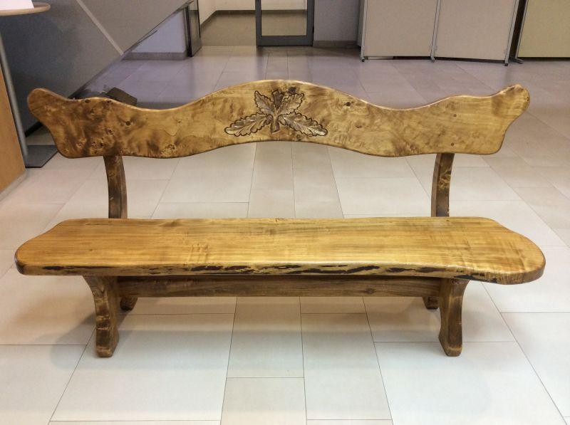 JAGD und WEINKELLER Möbel aus Maserholz 200cm | Wohnen & Garten ...