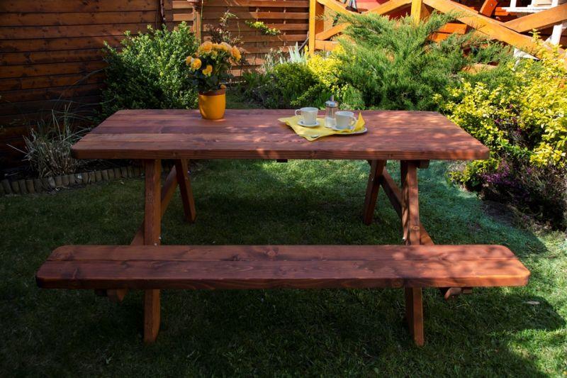 PICKNICK Gartentisch für 6 Personen