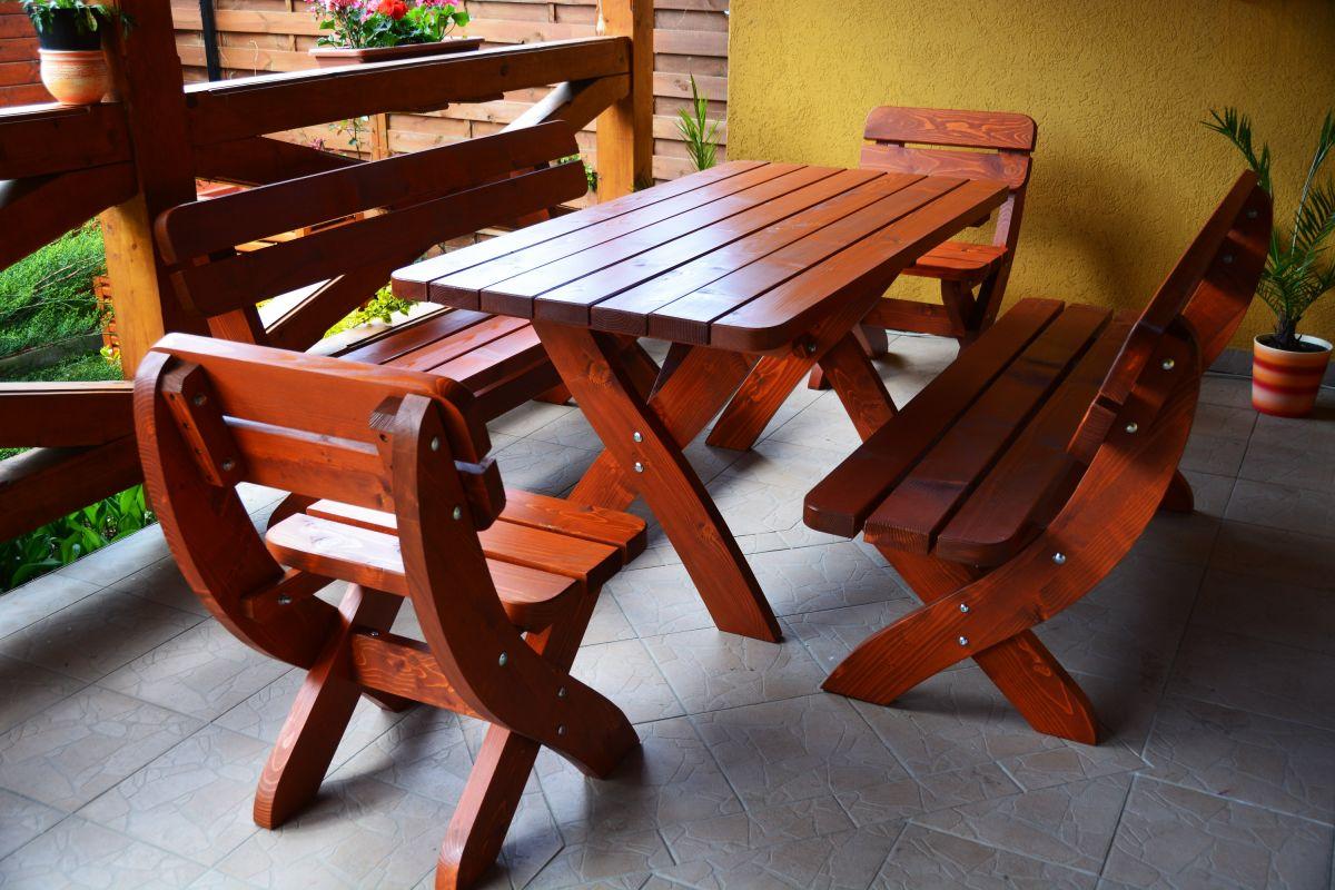 Gartenmobel Alu Beschichtet : WIEN Gartenmöbel Garnitur  Wohnen & Garten Online Webseite